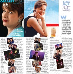 Celia Berk Magazine