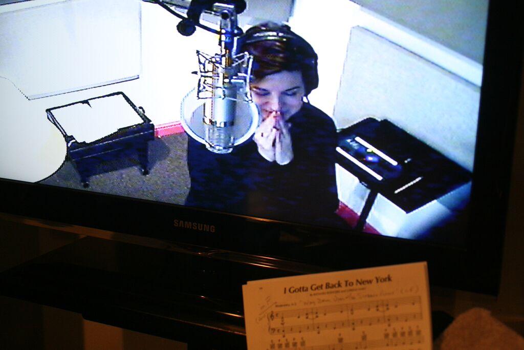 In The Recording Studio 2015 by Richard Nesbit