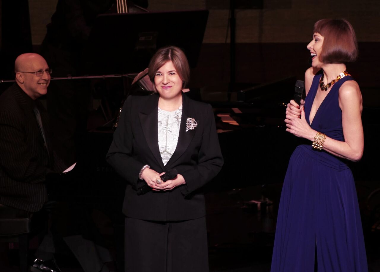 Jazz At Lincoln Center 2017 with Karen Akers and Alex Rybeck by James Gavin