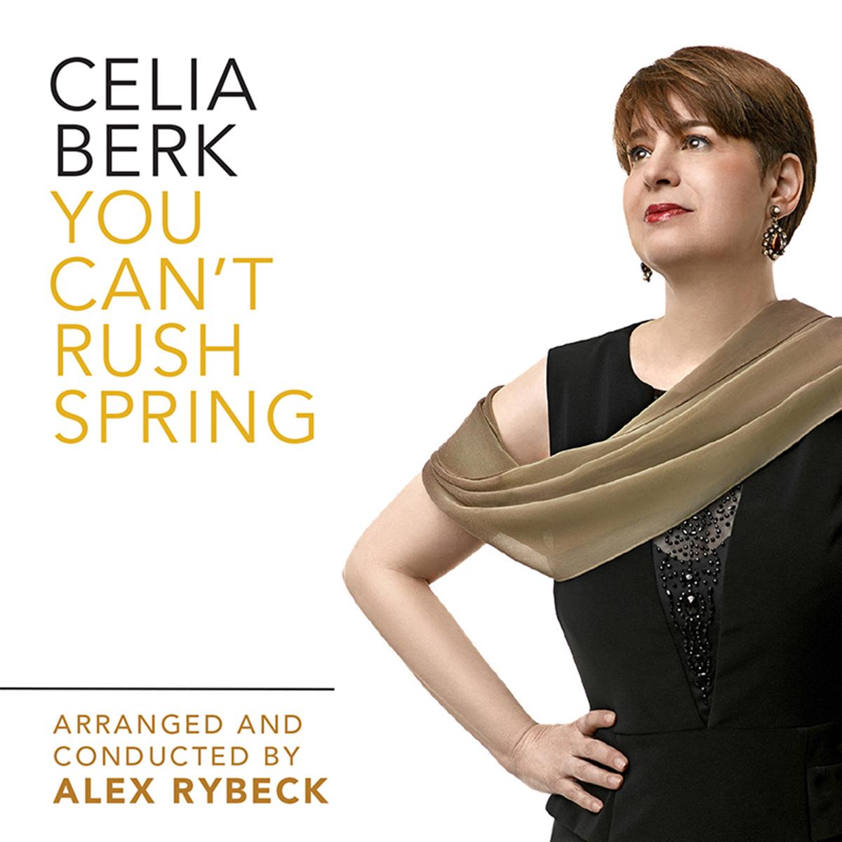 Celia Berk A Simple Prayer on Gramercy Nightingale Music